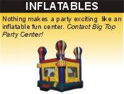 Click here for Information on Inflatables